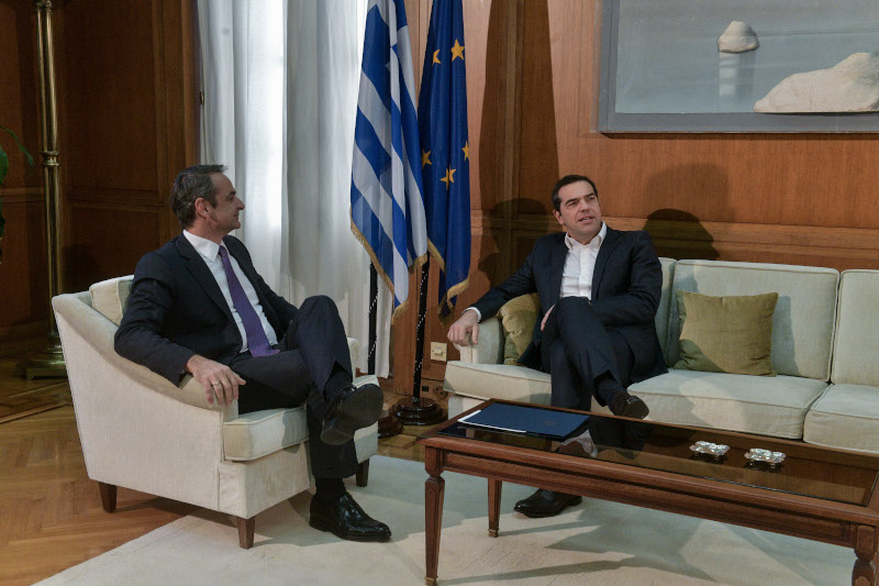 Συμβουλές για το τζετ λαγκ έδωσε ο Αλέξης Τσίπρας στον Κυριάκο Μητσοτάκη, με αφορμή το υπερατλαντικό ταξίδι του πρωθυπουργού στις ΗΠΑ