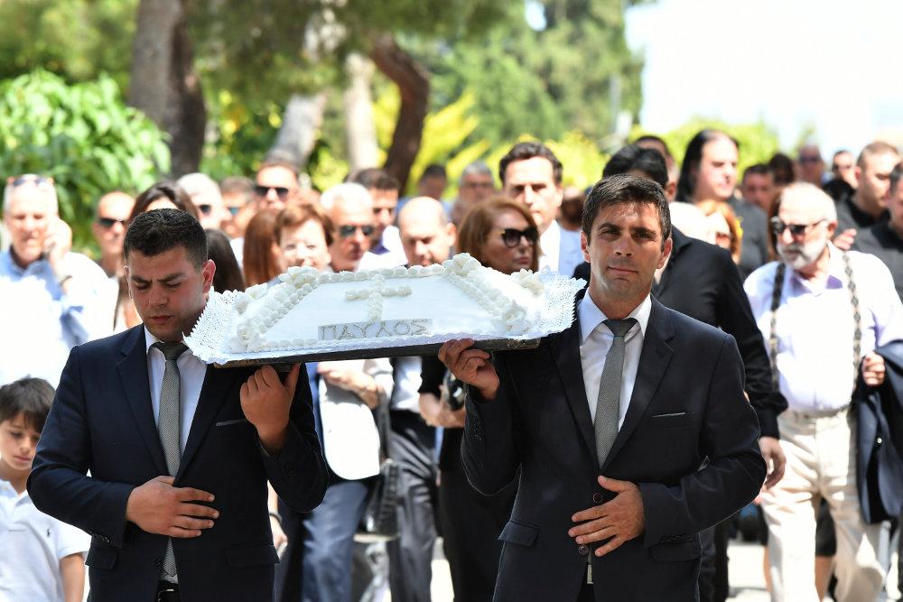 Συμπληρώθηκε ένας χρόνος από τον θάνατο του Παύλου Γιαννακόπουλου