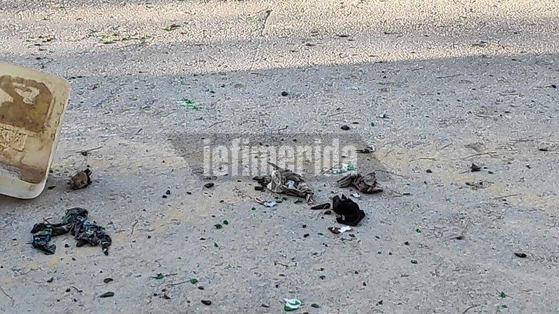 Ομάδα ατόμων πέταξε βόμβες μολότοφ στο ΑΤ Ζωγράφου