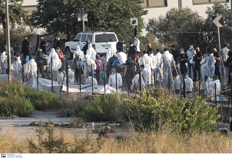 Αστυνομική επιχείρηση για τη μεταφορά μεταναστών στο Καρά Τεπέ