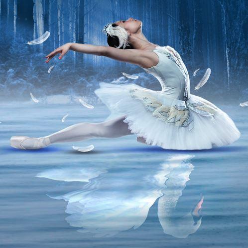 «H λίμνη των κύκνων» με ένα κλικ -Από το φημισμένο Moscow Ballet-Russian BalletTheater