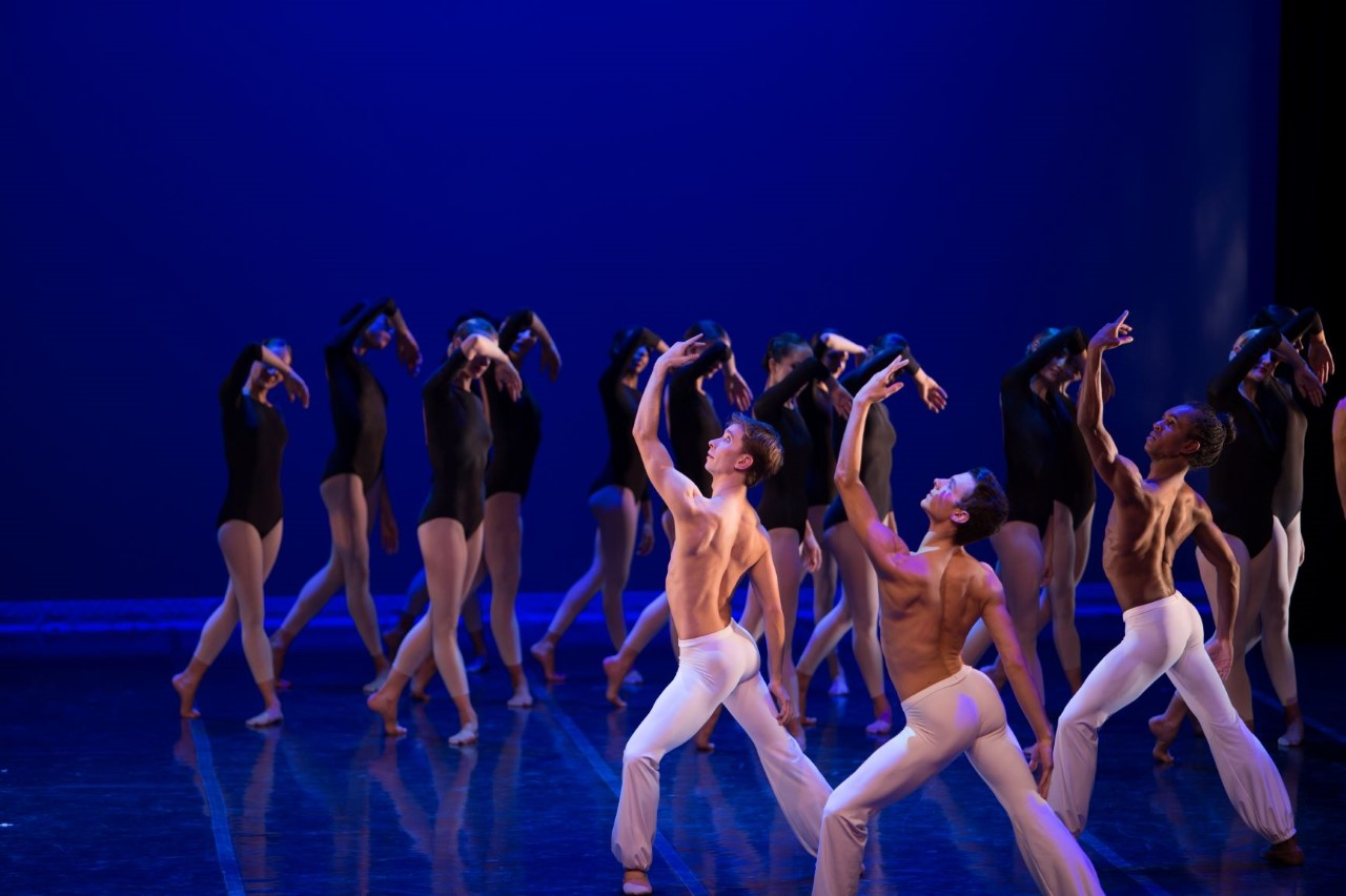 Χορευτές