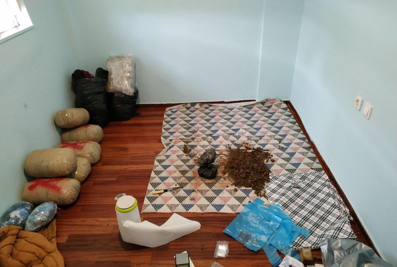 Δωμάτιο με ναρκωτικά