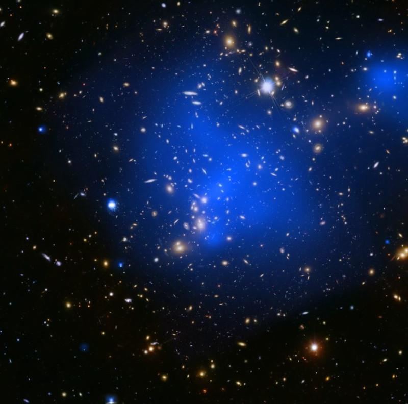 Το σύμπλεγμα των γαλαξιών Abell 2744