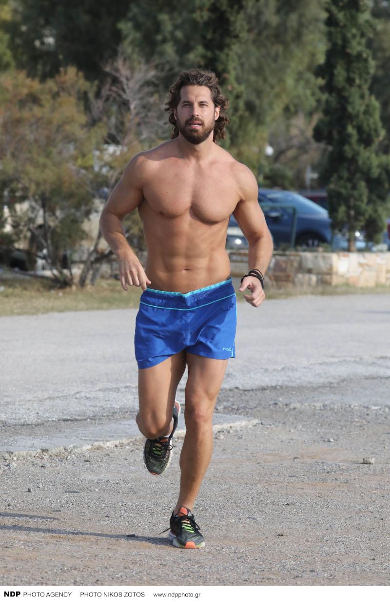 Νάσος Παπαργυρόπουλος για τρέξιμο