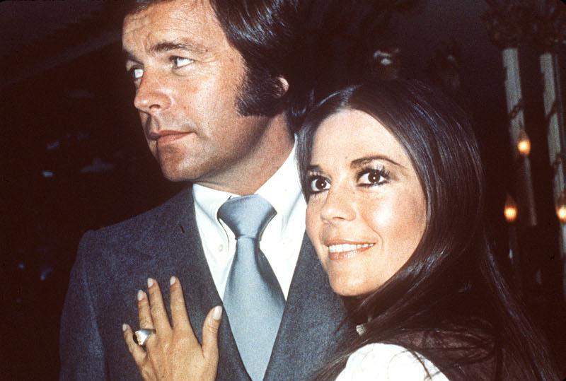 Η Νάταλι Γουντ με τον σύζυγό της Ρόμπερτ Βάγκνερ