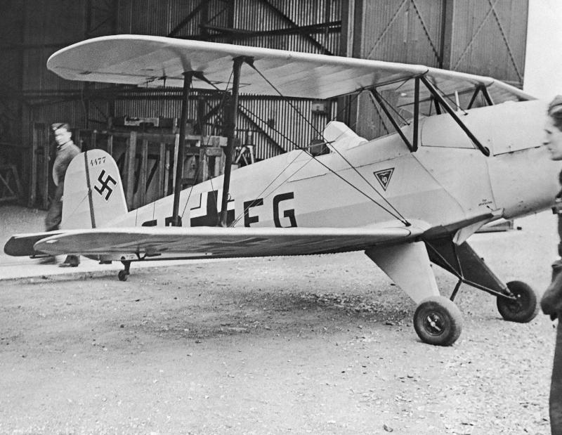 Γερμανικό αεροσκάφος της Luftwaffe