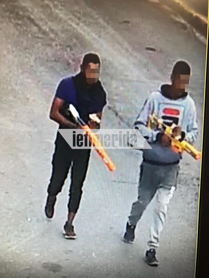 Οι δύο από τους τρεις Ρομά που μπούκαραν σε μονοκατοικία στον Κορυδαλλό