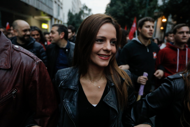 Η Κατερίνα Νοτοπούλου / Φωτογραφία: EUROKINISSI