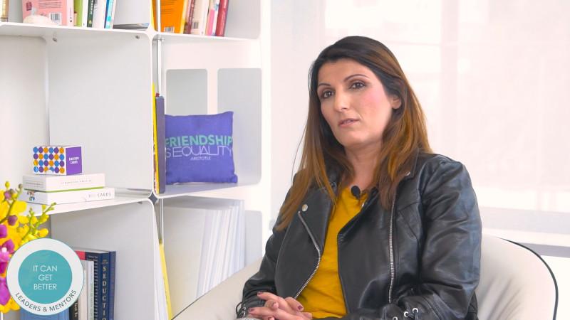 Η Ελένη Πελετίδου στην εκπομπή «Καλύτερα δεν γίνεται - Ηγέτες και Μέντορες»