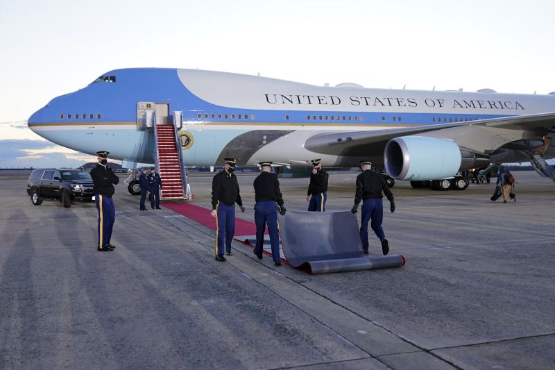 Ντόναλντ Τραμπ Air Force One