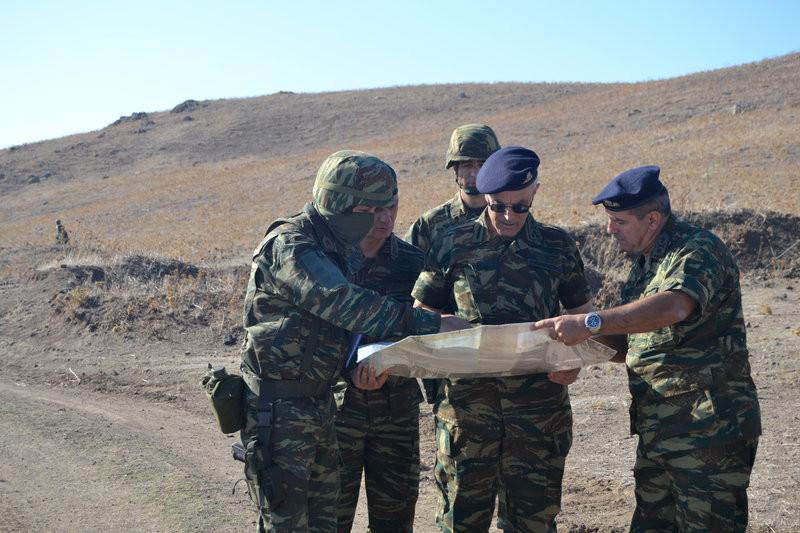 στρατιωτες χάρτης