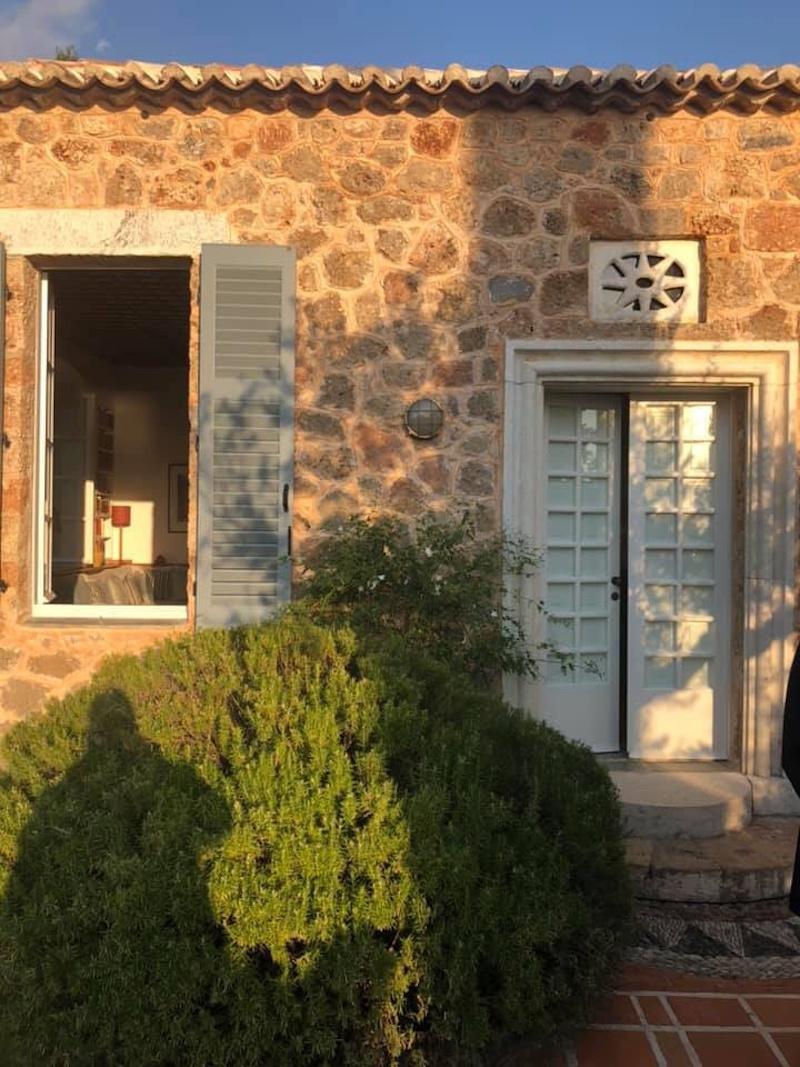 οικία του Πάτρικ Λη Φερμόρ