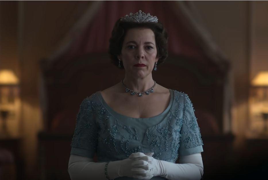 Η Ολίβια Κόλμαν ως βασίλισσα Ελισάβετ