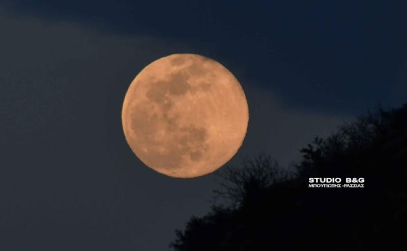 Ολόγιομο φεγγάρι