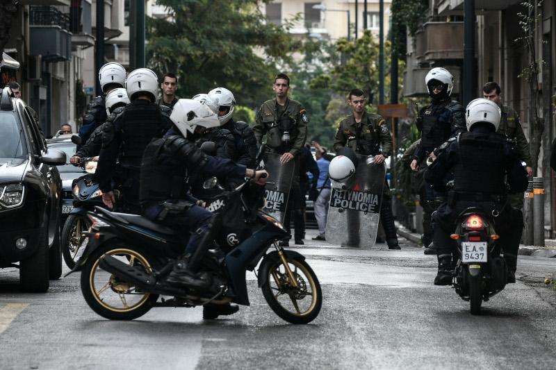 Η νέα ομάδα «ΔΡΑΣΗ» στους δρόμους της Αθήνας