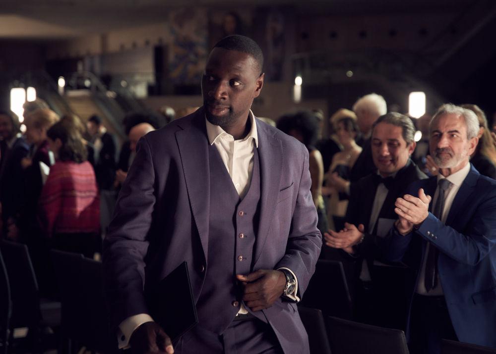 Ο εξαιρετικός Γαλλοσενεγαλέζος ηθοποιός, Omar Sy