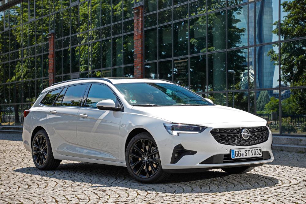 Η Opel Επεκτείνει την γκάμα κινητήρων του Insignia