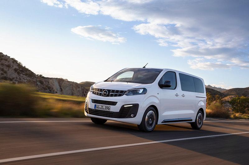 To νέο Opel Zafira Life συνεχίζει την 20ετή πορεία του ονόματος «Zafira» στη γκάμα της γερμανικής μάρκας,