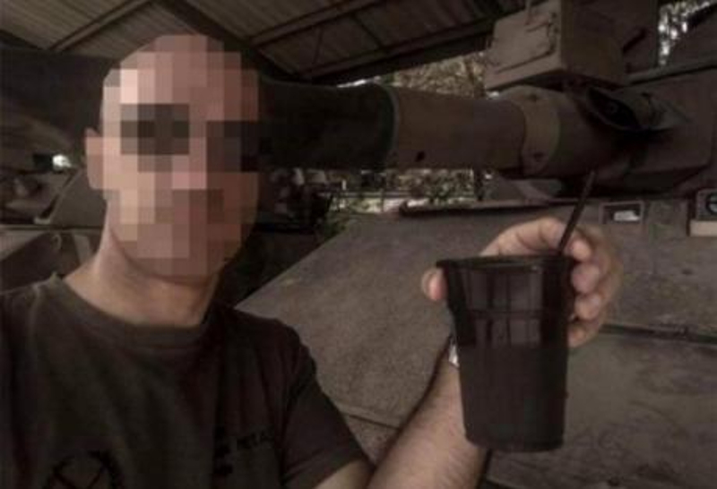 Θολωμένη εικόνα άνδρα, του «Ορέστη» που σκότωσε δύο Φιλιππινέζες στην Κύπρο