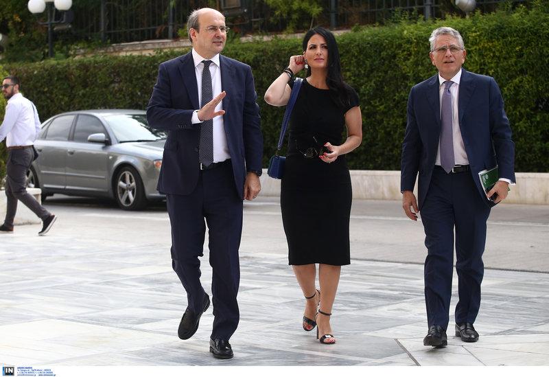 Ο υπουργός Περιβάλλοντος και Ενέργειας Κωστής Χατζηδάκης