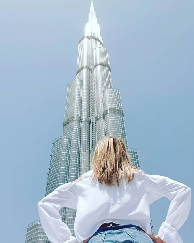 Το Burj Khalifa είναι το ψηλότερο κτίριο στον κόσμο - Δεν χωρά καν σε μία φωτογραφία