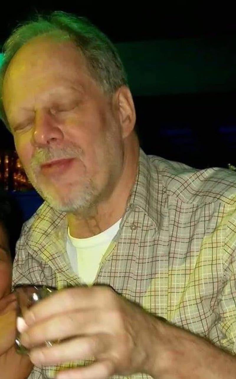 Ο  Στίβεν Πάντοκ, δράστης του μακελειού στο Λας Βέγκας .