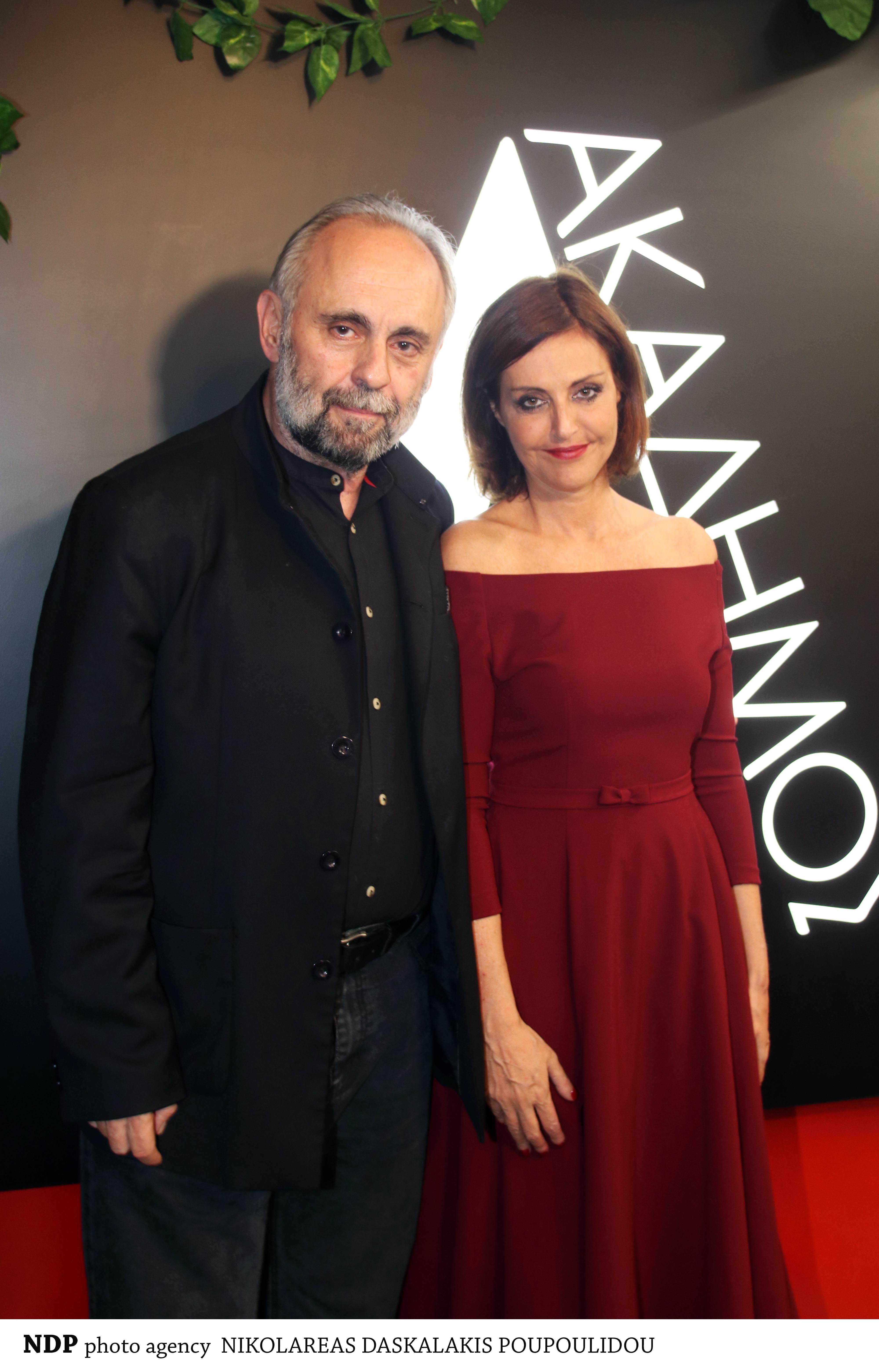 Σωτήρης Χατζάκης-Αλεξάνδρα Παλαιολόγου