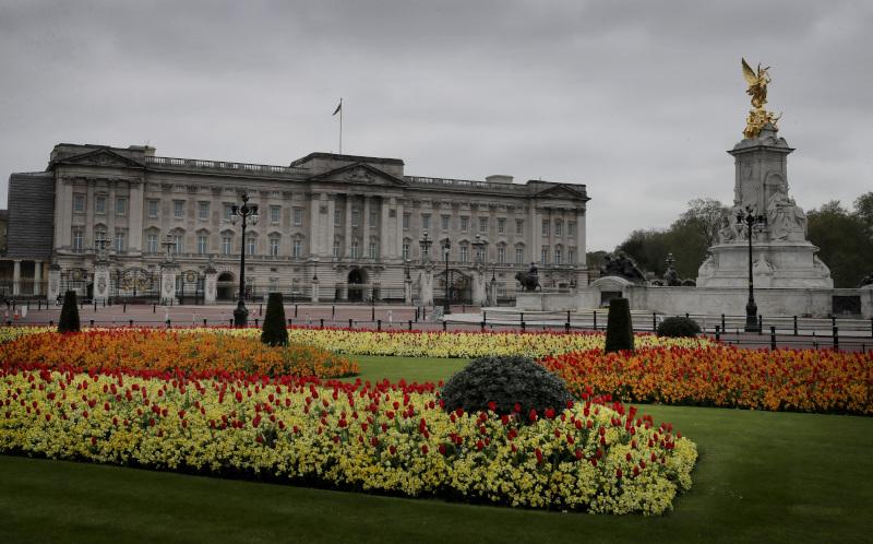 Το Παλάτι του Μπάκιγχαμ