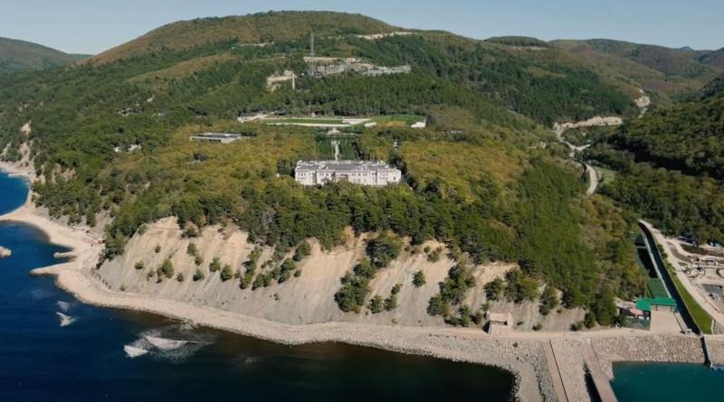 Το κτήμα στο οποίο είναι χτισμένο το παλάτι του Πούτιν, είναι μεγαλύτερο από το Μονακό