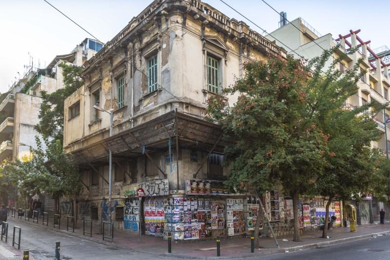 Παλιό κτίριο