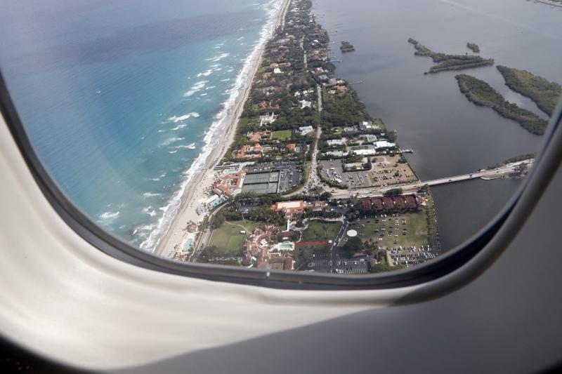 Σύμφωνα με πηγές, η οικογένεια Τραμπ αναζητά νέο σπίτι στο Palm Beach