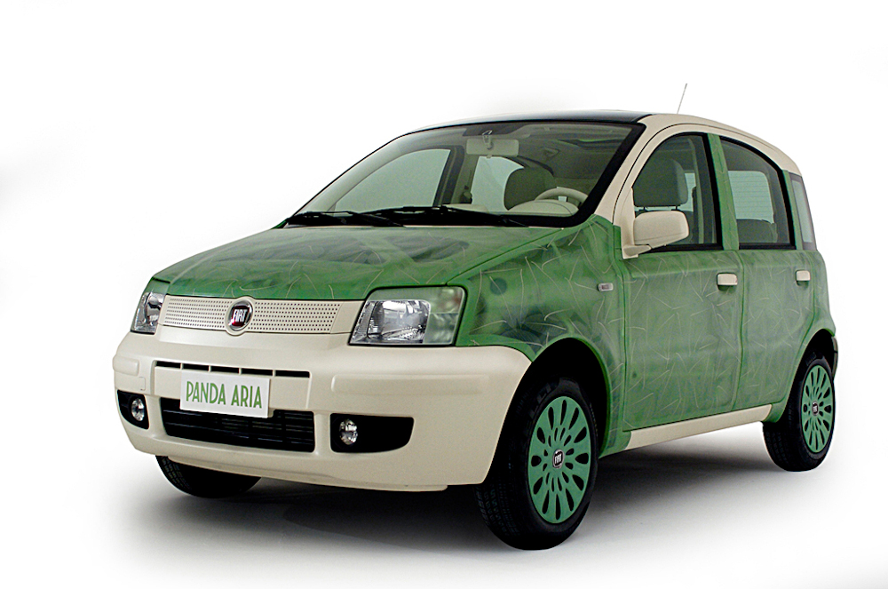 To Fiat Panda συμπληρώνει 40 χρόνια ζωής