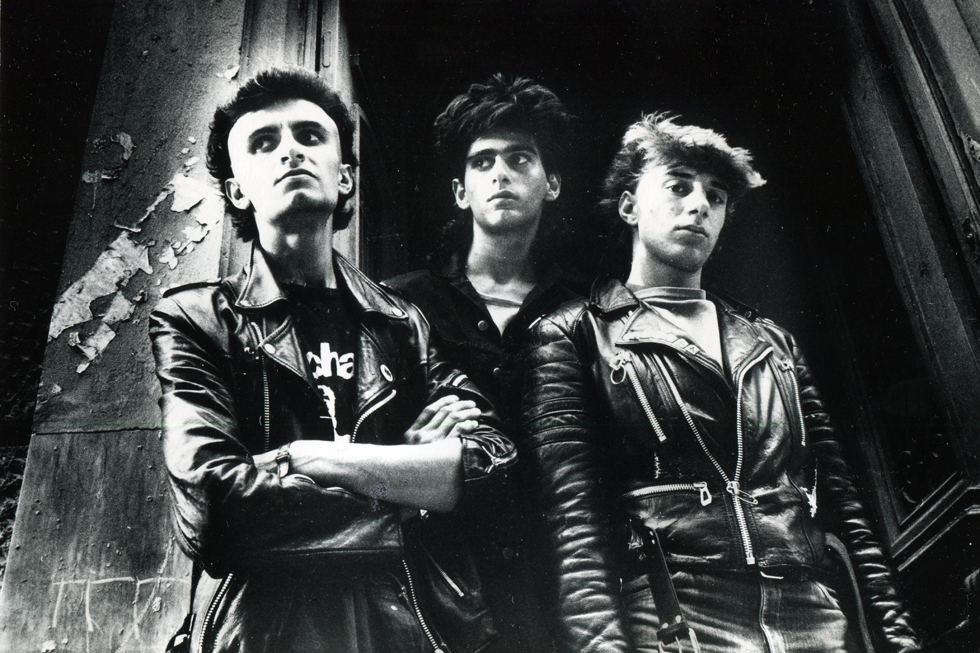Το συγκρότημα Panx Romana (1984)