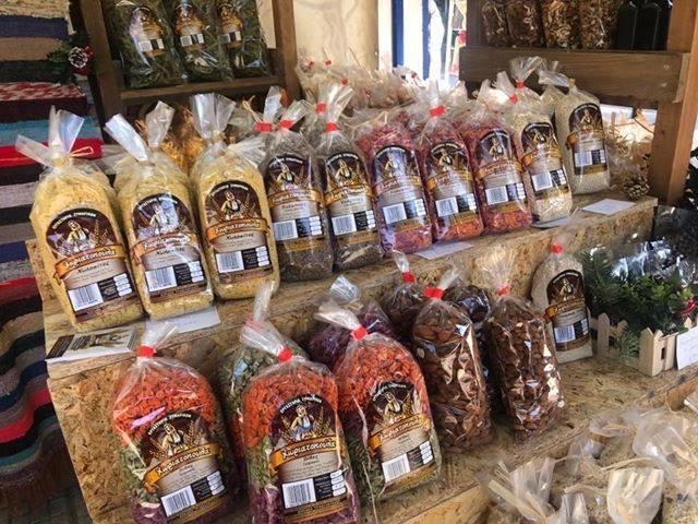 Παραδοσιακά προϊόντα στο Φεστιβάλ «Ελλάδος Γεύσεις και Τουρισμός»
