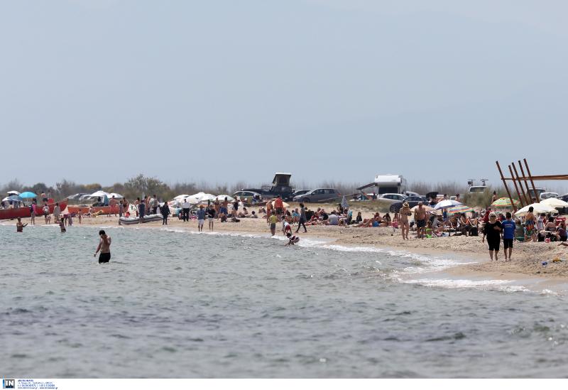 Παραλία στην Επανομή