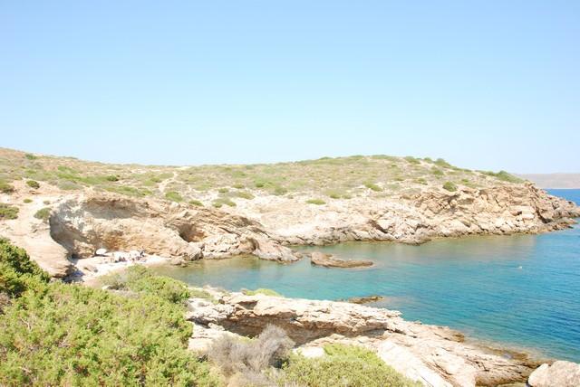 Η παραλία Τσίου
