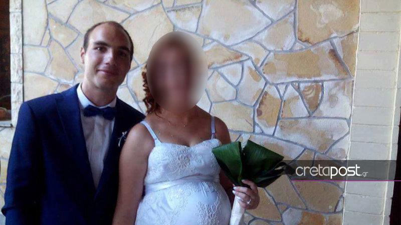 Ο Ιωάννης Παρασκάκης την ημέρα του γάμου του