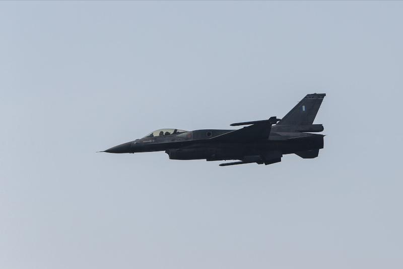 Το μαχητικό της Πολεμικής Αεροπορίας