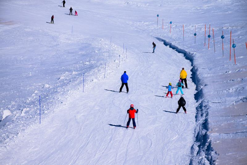 Χιονοδρομικό κέντρο Παρνασσός