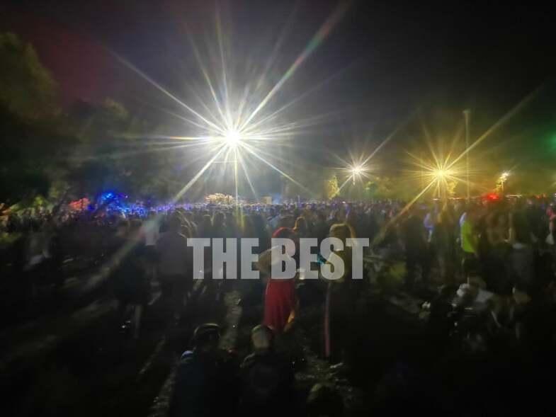 Πάτρα: Εκαναν υπαίθριο πάρτι με 2.000 άτομα! [εικόνες & βίντεο]   ΕΛΛΑΔΑ
