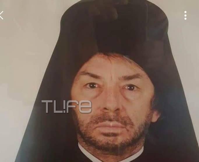 Η εικόνα του Νίκου Χορταρέα ως πατέρα Κυπριανού