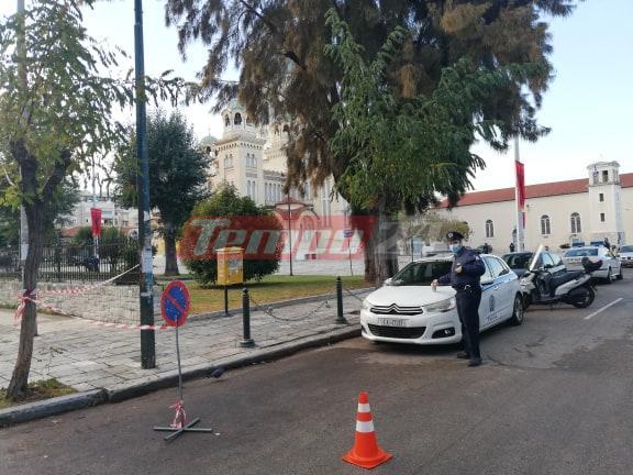 Πάτρα αστυνομία Άγιος Ανδρέας