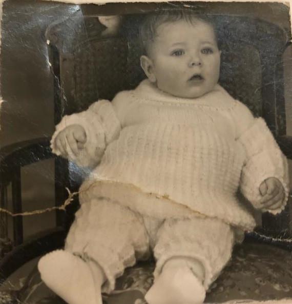 Ο Πέδρο Μαρτίνς μωρό...