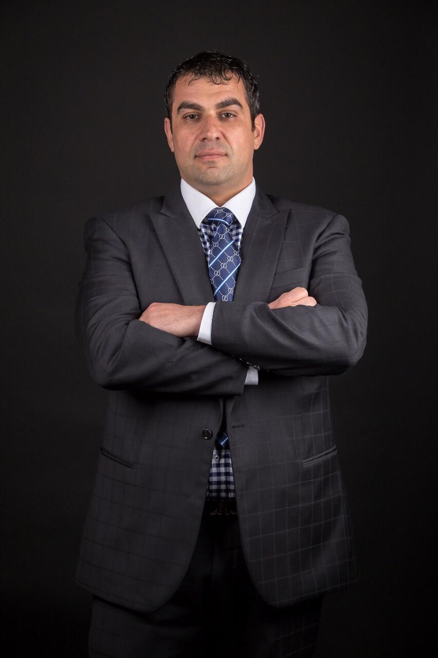 Ο Ρος  Πελίγρα, επικεφαλής του Pelligra group.