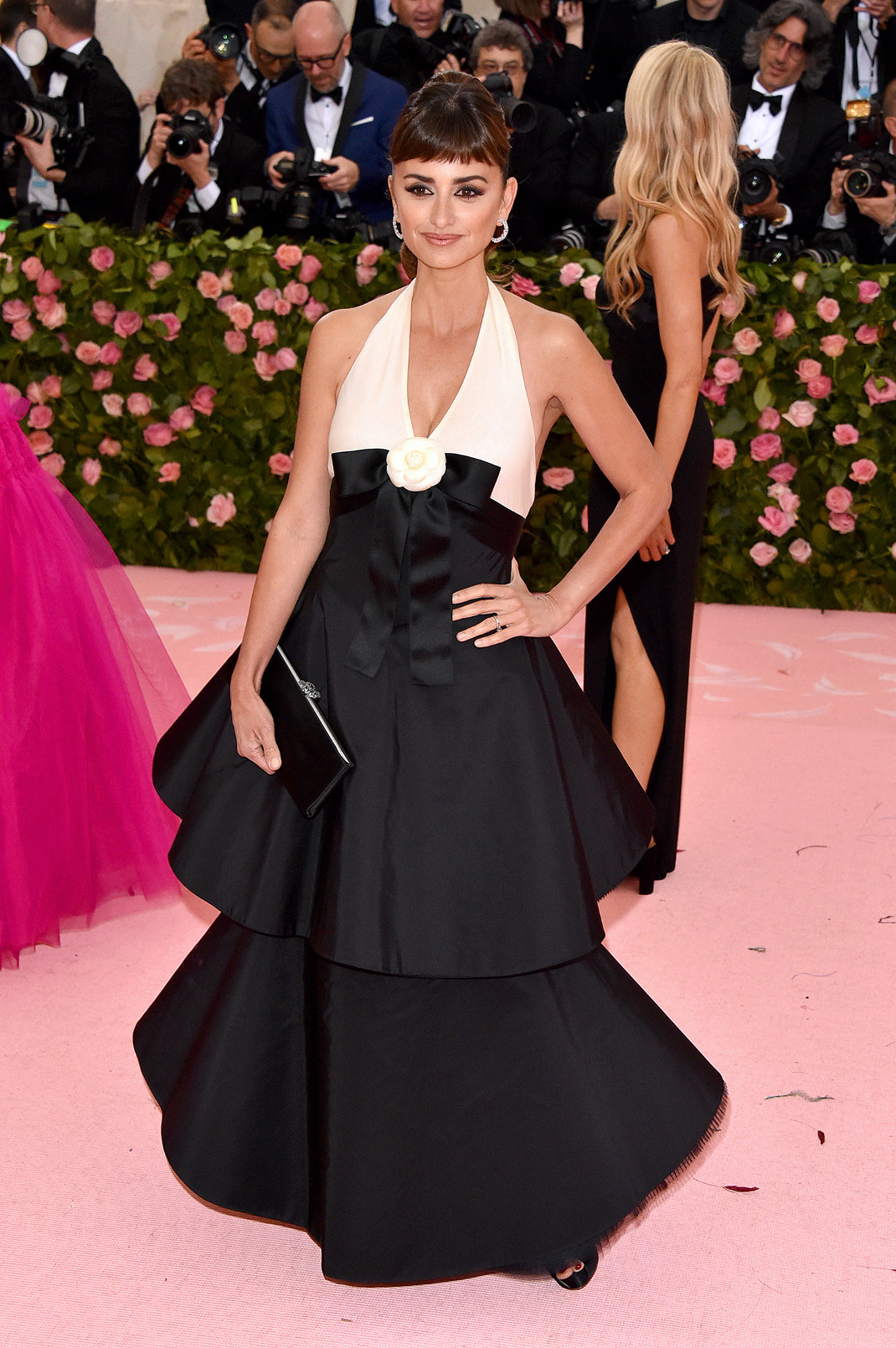 Πενέλοπε Κρουζ στο Met Gala 2019 με Chanel φόρεμα