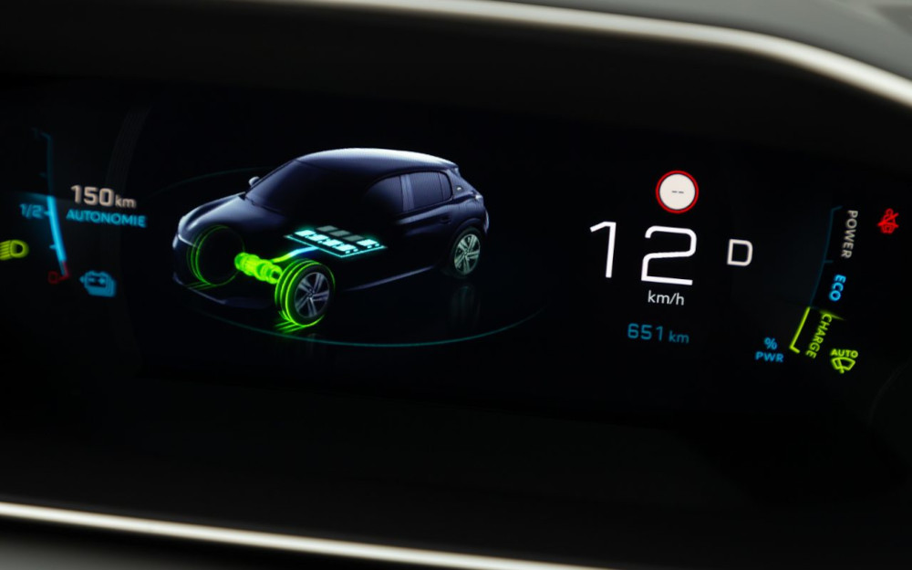 Ακόμη μια διάκριση για το ηλεκτρικό Peugeot 208