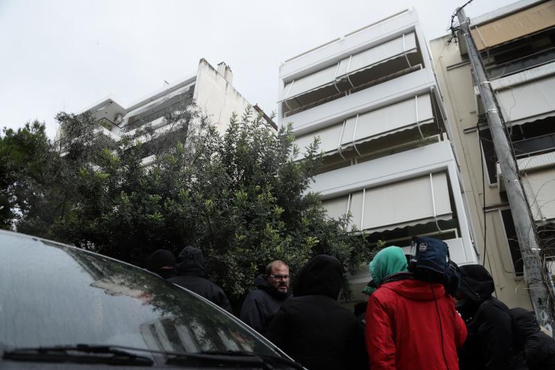 Η πολυκατοικία στην Πεύκη όπου μητέρα και κόρη βρήκαν τραγικό θάνατο