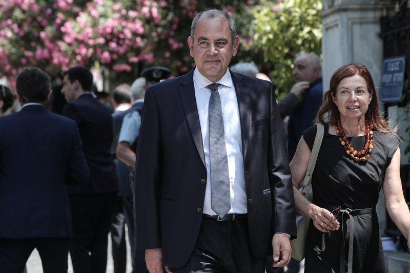 Ο Βασίλης Διγαλάκης, πρώην πρύτανης του Πολυτεχνείου Κρήτης, ανέλαβε υφυπουργός Παιδείας