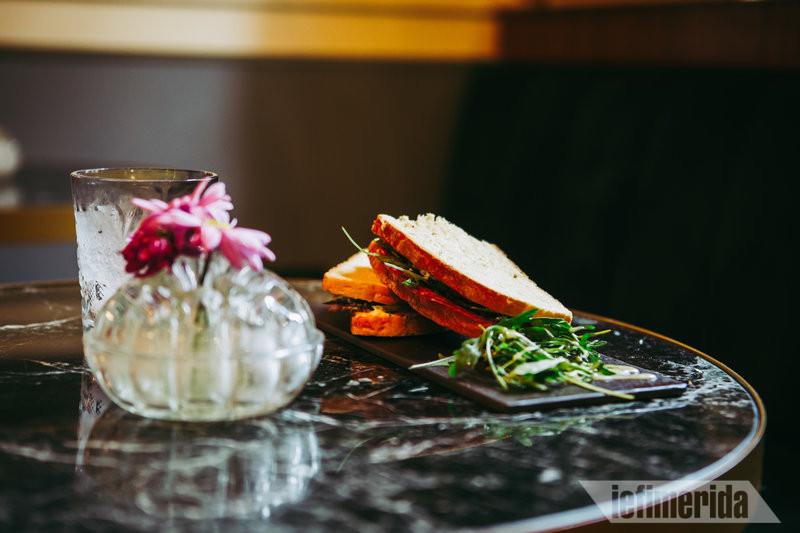 Πιάτο του Foyer Café Bistrot